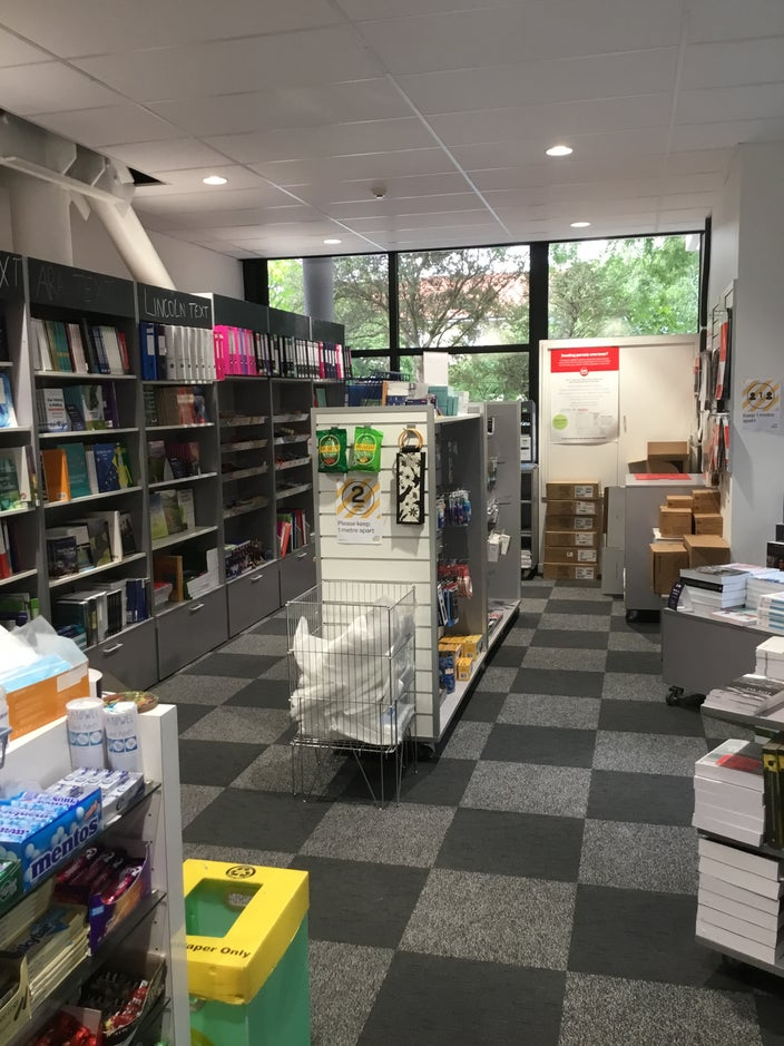 Campus Books at Lincoln University