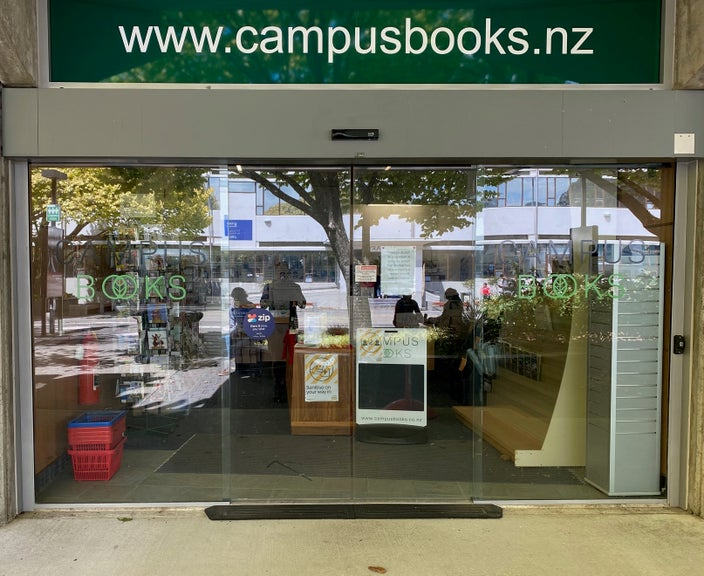 Campus Books at Massey Palmerston North
